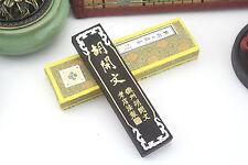 62g Super Top paint Soot InkStick HuKaiWen Huimo Calligraphy Painting Sumi-E 徽墨