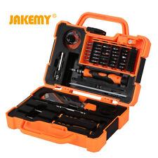 JM-8139 45 In 1 High Quality Steel Screwdriver Repair Opening Tools Kit Set