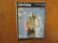 March 9-1975 St. Louis Post-Dispatch TV Magaz(THE CANTERVILLE GHOST/DAVID NIVEN)