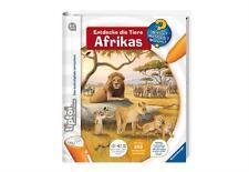 Ravensburger Tiptoi ®  Entdecke die Tiere Afrikas Wieso? Weshalb? Warum? Neu&Ovp