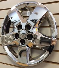 "NEW 16"" CHROME Bolt-on Hubcap Wheelcover for HHR MALIBU COBALT G5"