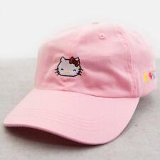 BAIT x Sanrio x Pac-Man Hello Kitty Hat pink