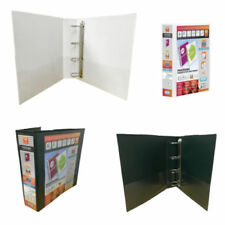 Plastic Ring Binder Office Filing & Storage Supplies