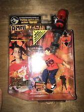 Ryan Sheckler Omni Tech Figure Toy Skate Boarding Rare