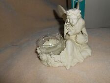 PARTYLITE ARIANA FAIRY / ANGEL Votive Tealight CANDLE HOLDER