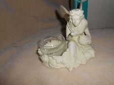PARTYLITE ARIANA FAIRY / ANGEL Votive Tealight CANDLE HOLDER