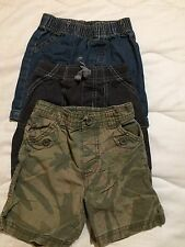 Boys Shorts Lot~3 Pairs~24 Month~Old Navy and Jumping Bean