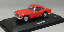 Schuco Pro.R Triumph TR5 in Red 450887300 1/43 NEW