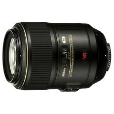 Nikon AF-S VR Micro Nikkor 105mm F2.8G IF-ED Camera Lens