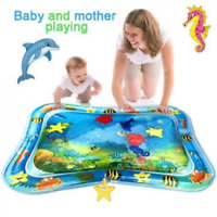 Water Play Mat Tummy Time for Babies Infants and Toddlers Development Toy