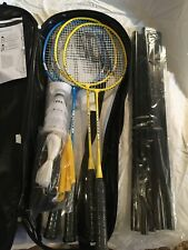 Prince Strike 4 Player Badminton Set New