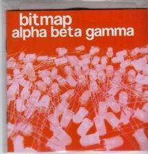 (DE626) Bitmap, Alpha Beta Gamma - 2003 DJ CD