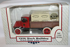 Ertl Anheuser Busch 1926 Mack Delivery Truck Bank, 1/38 Scale New in Box