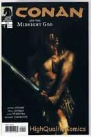 CONAN MIDNIGHT GOD #1, NM+, Will Conrad, Sword, 2006, more Conan in store