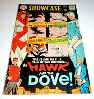 Showcase Presents 1st Appearance The Hawk and The Dove  #75 Comic DC Comics1968