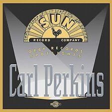 Orby Records Spotlights Carl Perkins by Carl Perkins (Rockabilly) (CD,...