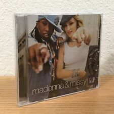 A New Groove, A New Jean by Madonna & Missy Elliot (CD, 2003, Gap) SEALED!