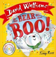 The Bear Who Went Boo! by David Walliams (Mixed media product, 2016)