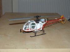 Rumpf-Bausatz SA 315B Lama 1:32 (Air-Glaciers) für Blade mCPX und mCPX BL