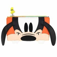More details for loungefly x disney goofy cosplay clutch purse wallet