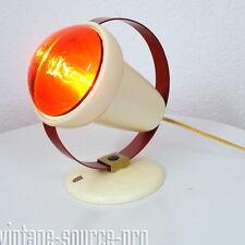 60er J. Philips Design Tischleuchte Arztlampe Rotlichtlampe Charlotte Perriand