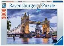 RAVENSBURGER PUZZLE*3000 TEILE*LONDON DU SCHÖNE STADT*RARITÄT*NEU+OVP
