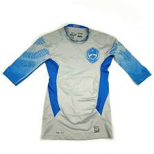 NIKE PRO COMBAT Dri-Fit Compression atheletic sport under shirt kids boys Small
