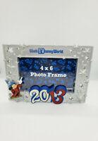 "Walt Disney World 2013 Sorcerer Mickey Mouse Resin 4"" X 6"" Photo Frame"