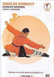 CG1727 Shaolin Warrior - Beginners Vol.1 (DVD, 2007)