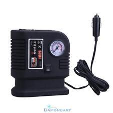 Portable Mini Air Compressor Electric Tire Infaltor Pump 12 Volt Car 300 PSI