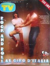TV Sorrisi e Canzoni n°19 1978 Speciale Fumetti in TV SUPER GULP - Moser [D39]