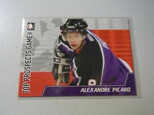 2004-05 ITG Heroes and Prospects Top Game Alexandre Picard #TPG-07