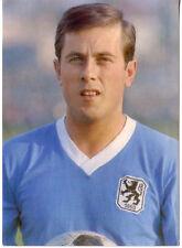 "CALCIO Aral Bergmann immagine WM Inghilterra 1966 Alfred ""Fredy"" calda TSV 1860 Monaco"