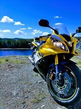 Yamaha: YZF-R