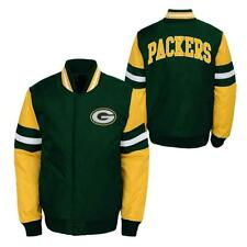 15387053 Boys Green Bay Packers NFL Jackets for sale | eBay