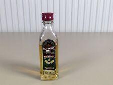 Mignonnette mini bottle non ouverte , whiskey whisky bushmills 10 ans d'age