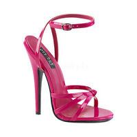 Devious Women's   Domina 108 Ankle-Strap Sandal