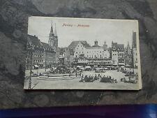 Vor 1914 Frankierte Normalformat Ansichtskarten aus Deutschland für Dom & Kirche