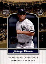 2008 Upper Deck Yankee Stadium Legacy Collection #6697 Johnny Damon  (REF 19120)