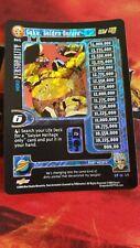Goku, Golden Oozaru Foil Rare DRAGON BALL Z GT CCG TCG Baby Saga