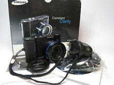 Samsung NV7 7.2MP 7x Schneider Zoom Premium Digital Bridge Camera Boxed