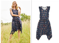 (D0207) NEW Matilda Jane Woodland Sprite Dress M/L