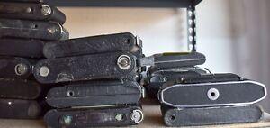 Lot of 5 Antique Folding Cameras: Kodak, Ansco, Agfa -  KV28 Collection