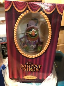 DR. TEETH BUST THE MUPPETS STATUE SIDESHOW BRAND NEW IN THE BOX