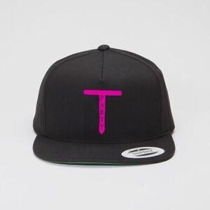 T-Party Daz Games Flat Peak Cap Snapback Hat Baseball Adjustable For Adult
