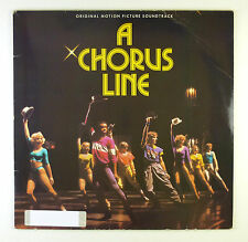 "12"" LP various-A Chorus Line-b4372-Bande originale-washed & cleaned"