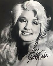 Dolly Parton Signed Autographed 8 X 10 Color Photo