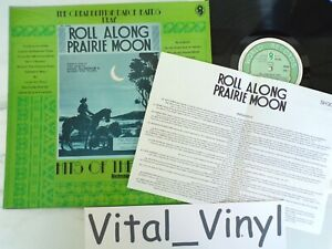Roll Along Prairie Moon - Great British Dance Band Hits of the 1930s vinyl LP Ex