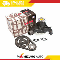 Timing Chain Kit Water Pump (Roller Type Chain) Fit 96-02 Chevy GMC Cadillac 5.7