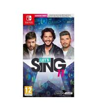 Juego Nintendo switch Let S Sing 11